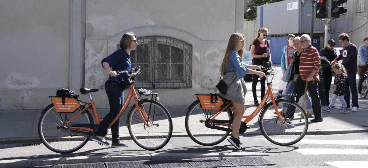 W Kopenhadze muszą poszerzyć trasy rowerowe