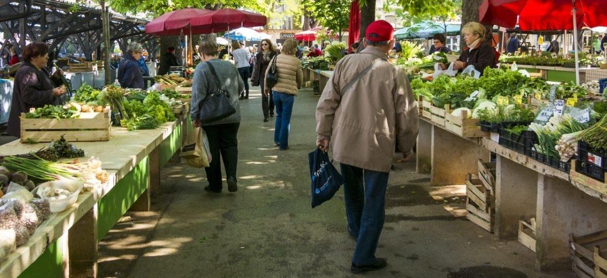 Targowiska z lokalnym jedzeniem rosną w siłę i wzmacniają miejską ekonomię