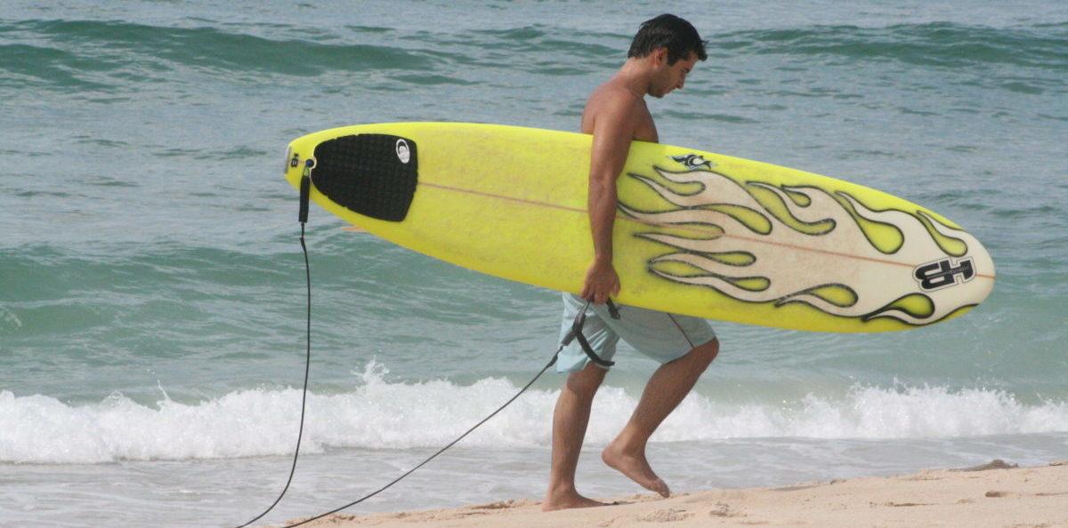 Przeprowadzając się na Hawaje zyskujemy nie tylko luz i dobrą pogodę