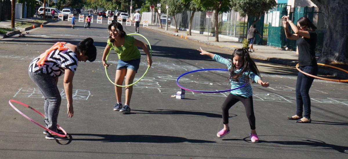 Zabawy uliczne jako sposób na budowę sąsiedzkich więzi