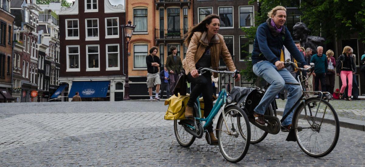Jak projektować miasta bardziej przyjazne dla rowerzystów