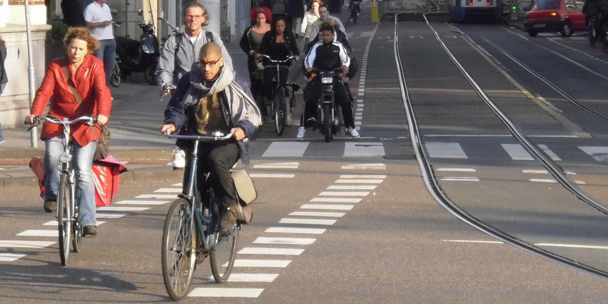 Holendrzy mają pomysł, jak jeszcze zwiększyć liczbę rowerzystów o 200 tysięcy