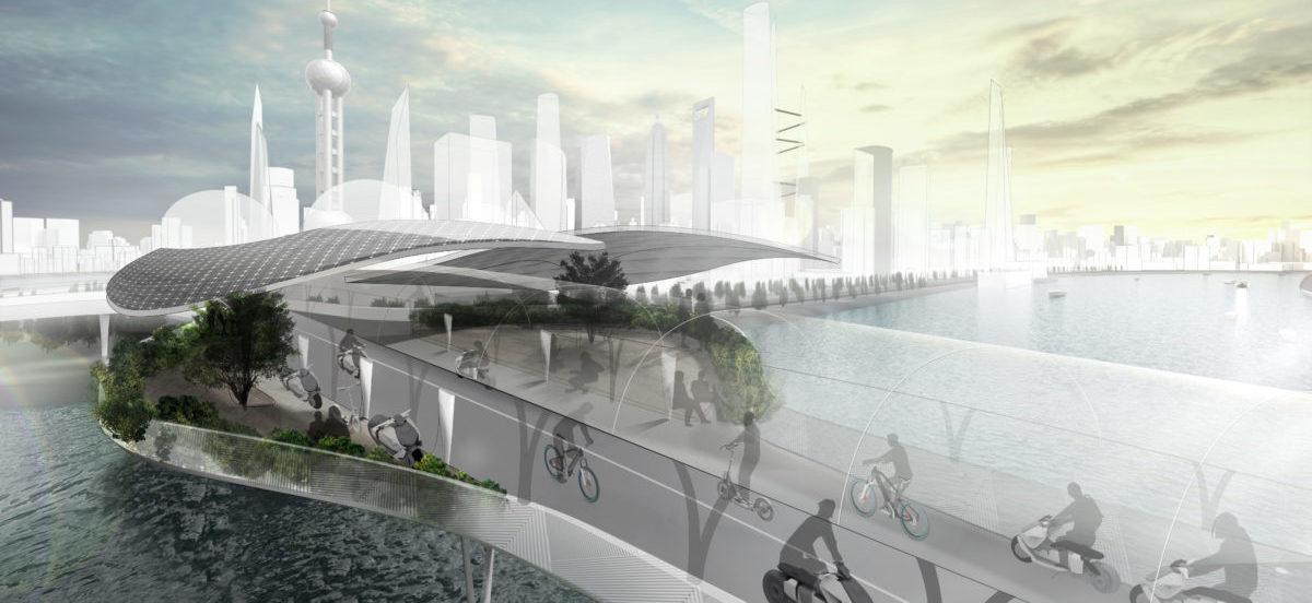 BMW projektuje ścieżki dla rowerzystów
