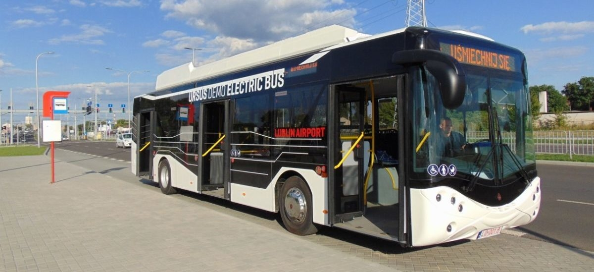 Polska flota autobusów elektrycznych trzecia w Europie
