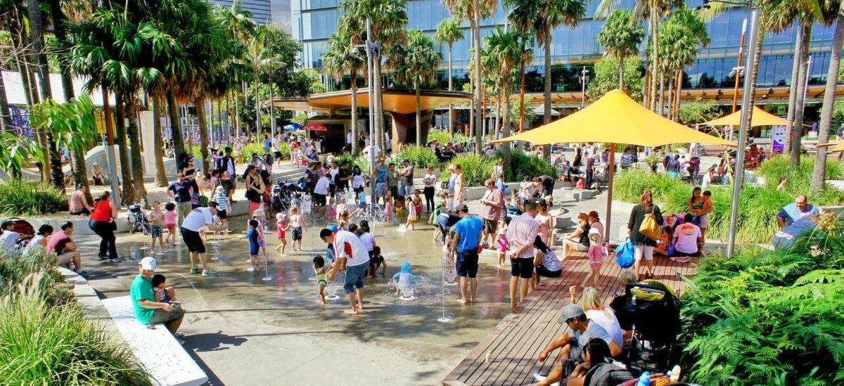 Najfajniejsza śródmiejska przestrzeń publiczna po tamtej stronie świata