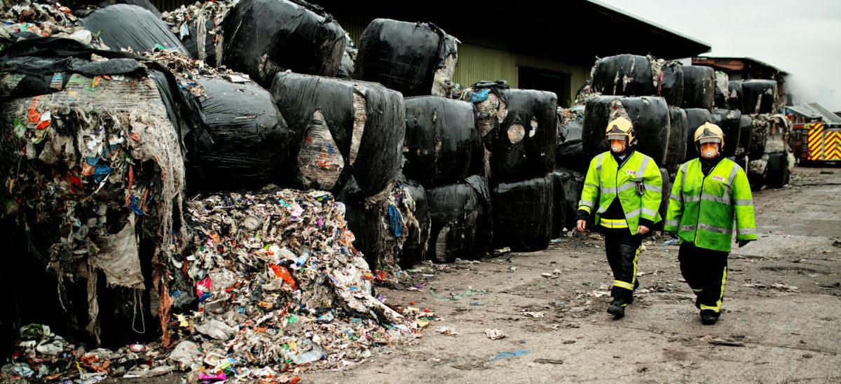 Chiny wprowadzają zakaz importu śmieci
