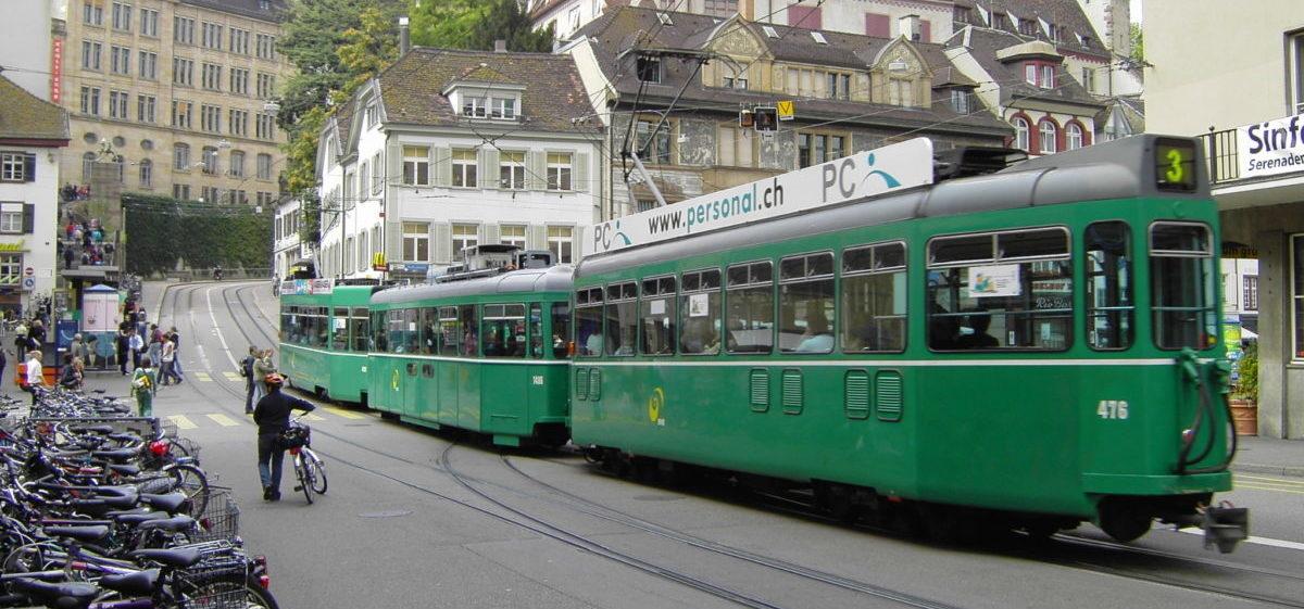 Pierwszy międzynarodowy tramwaj