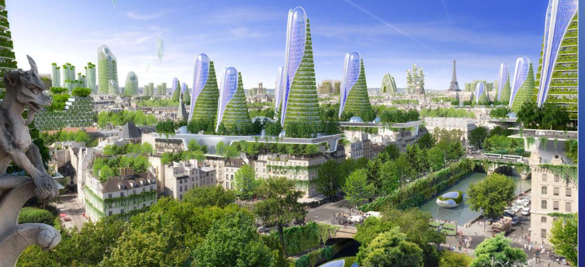 Paryż patrzy w przyszłość: Le Grand Paris