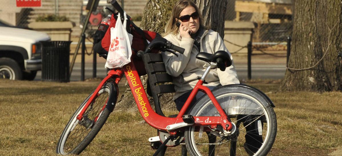 Waszyngton stał się jednym z najbardziej rowerowych miast Ameryki