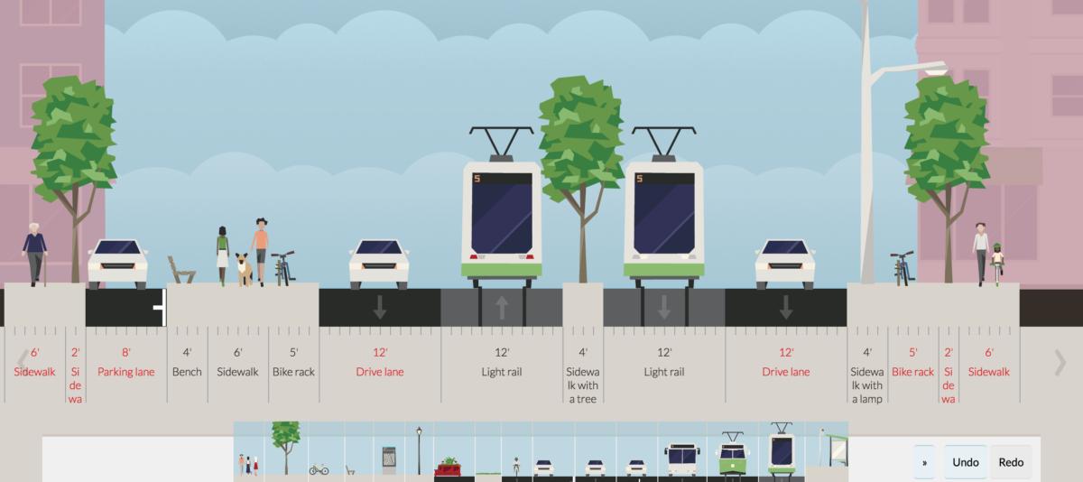 Aplikacja, dzięki której każdy może projektować ulice