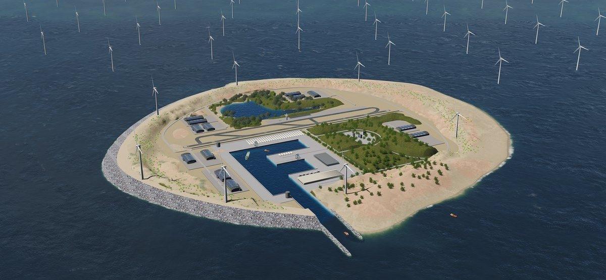 Sztuczna wyspa wyprodukuje prąd