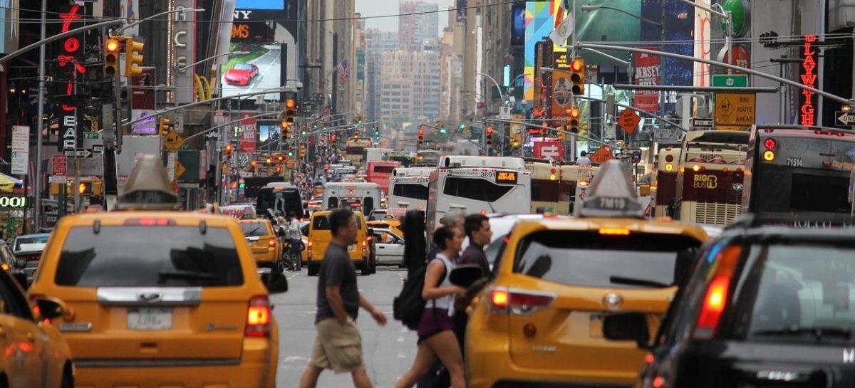W USA taksówki stają się popularniejsze, niż autobusy