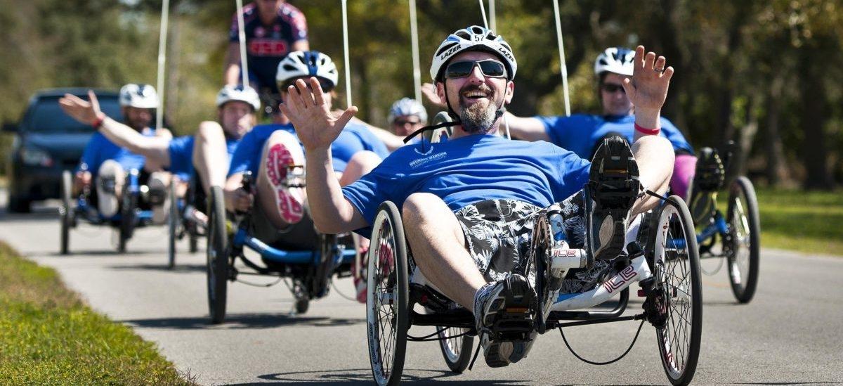 Rower podstawowym środkiem transportu niepełnosprawnych