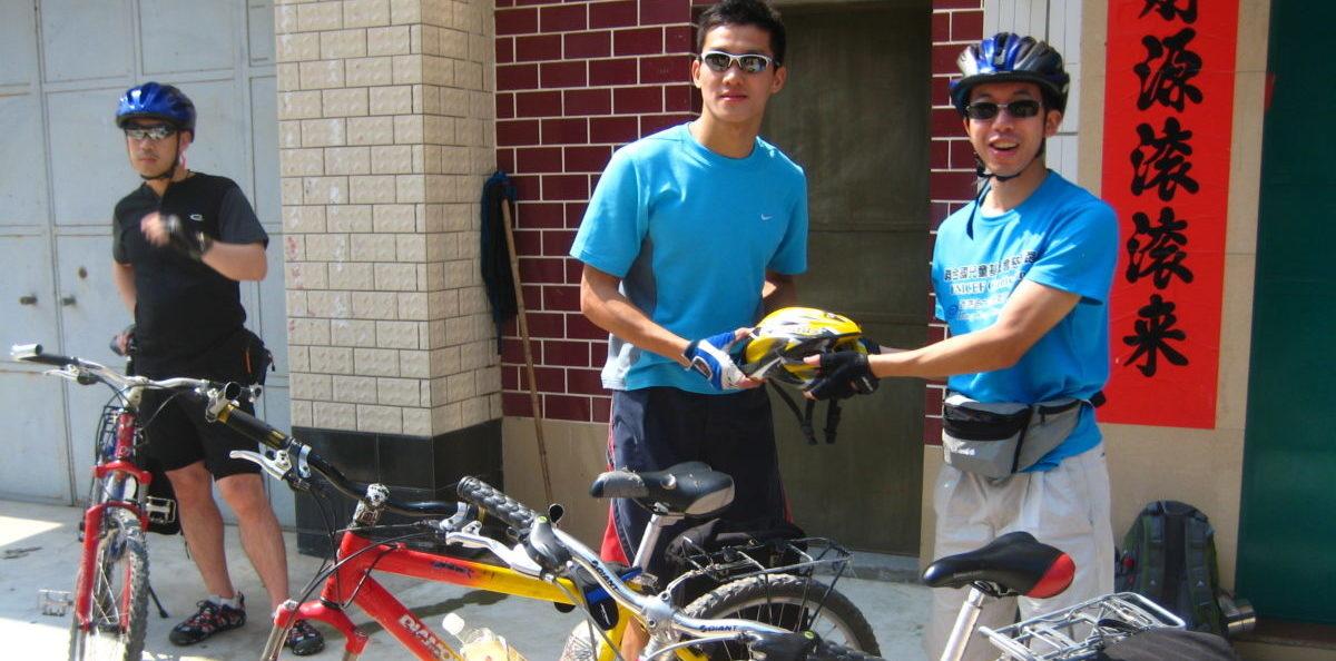 W Chinach rowery wypożyczane dzięki aplikacji możesz zostawić w każdym miejscu