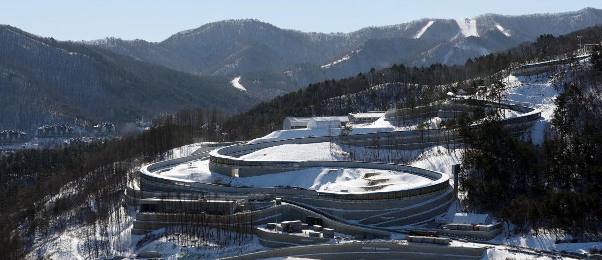 Obiekty olimpijskie w Pyeongchang są tak zaprojektowane, by były tymczasowe