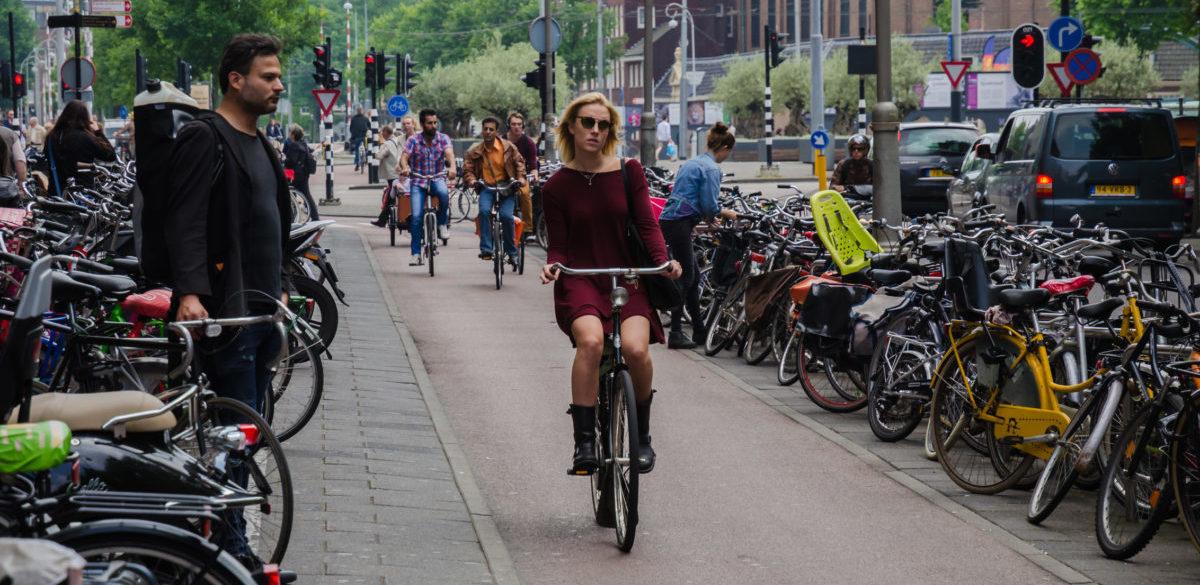 Dzięki budowie ścieżek rowerowych możemy uratować nawet 10 tys. ludzi rocznie