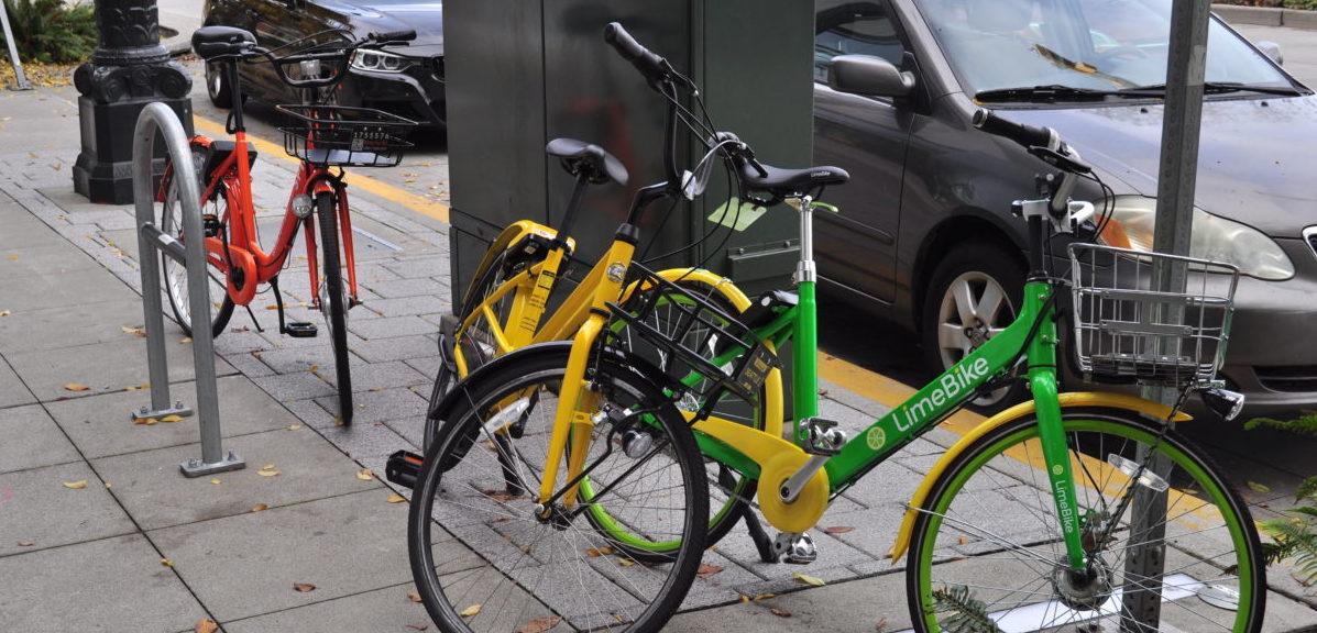 Czy przyszłość należy do rowerów bezstacyjnych (dockless)