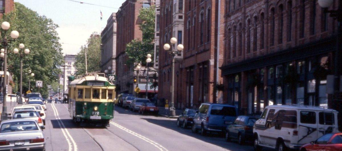 Gdy Seattle niesamowicie się rozwija, jego mieszkańcy rezygnują z samochodów