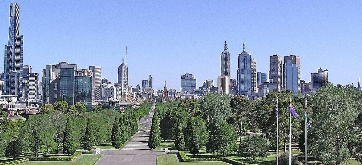Najlepiej zamieszkać w Melbourne
