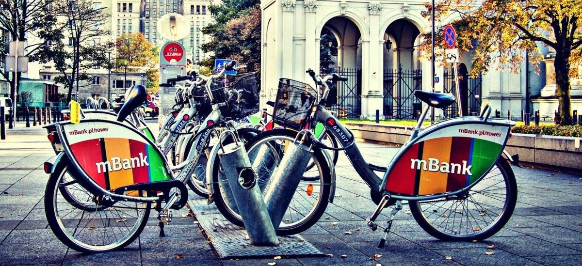 Rowery publiczne znów ruszają w miasto