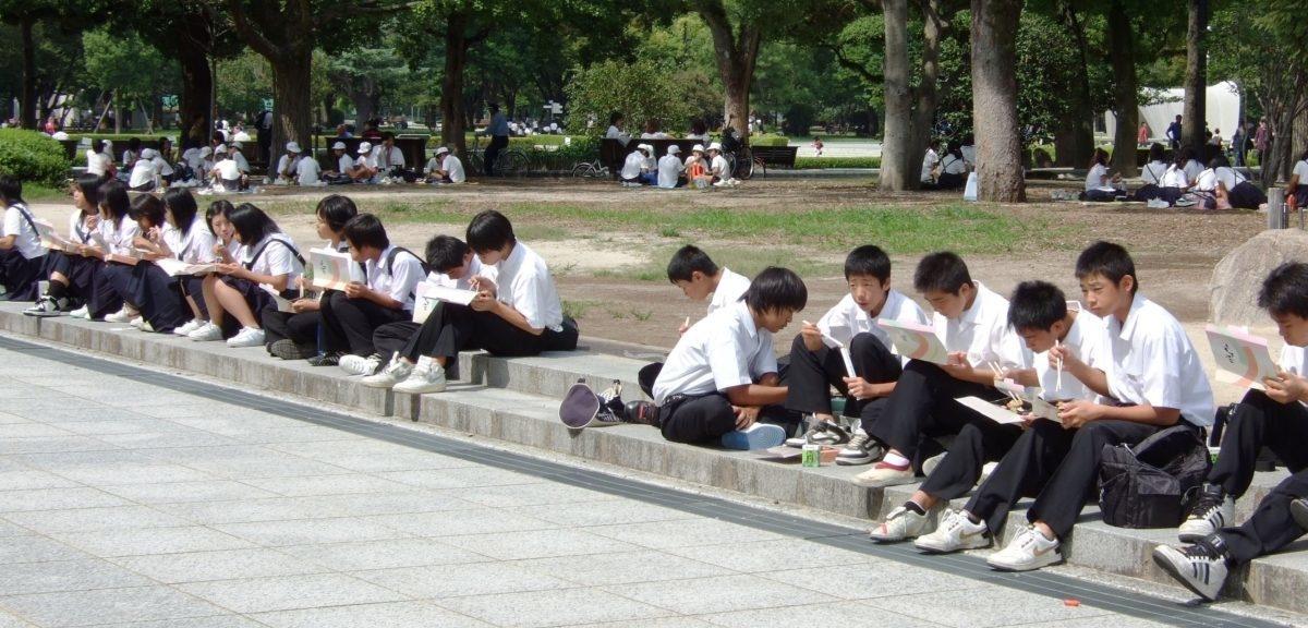 W Japonii szkolny posiłek to ważny element edukacji