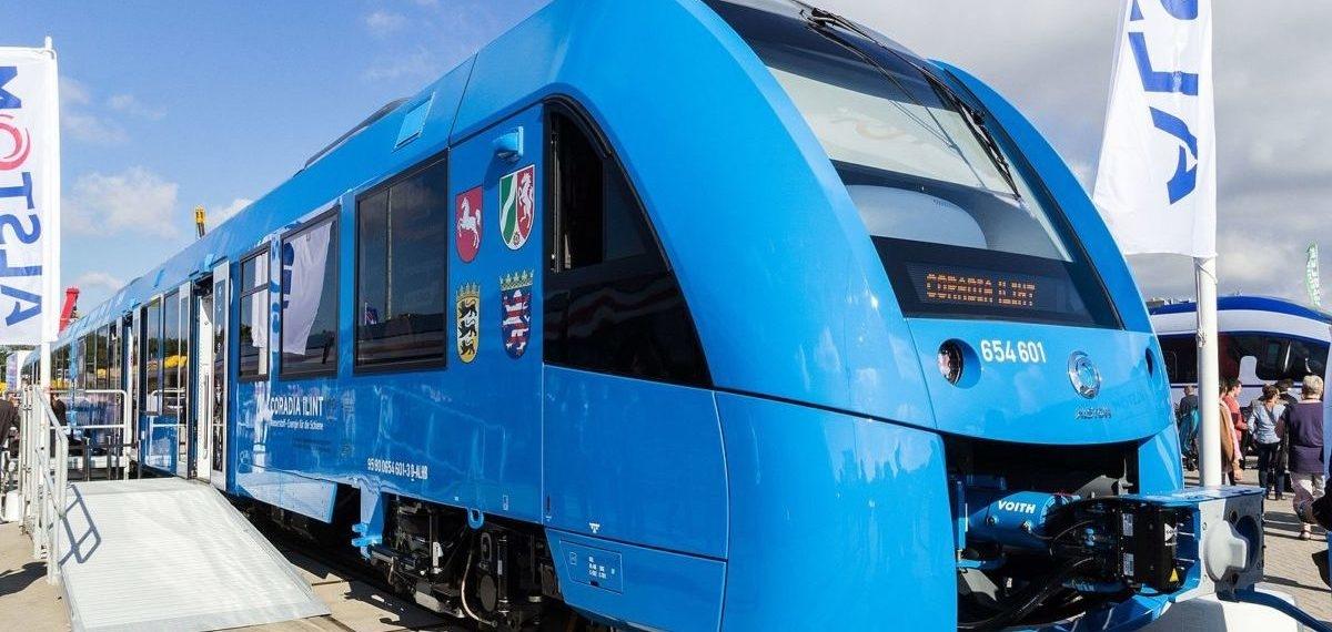 W tym roku pierwsi pasażerowie pojadą pociągiem na wodór