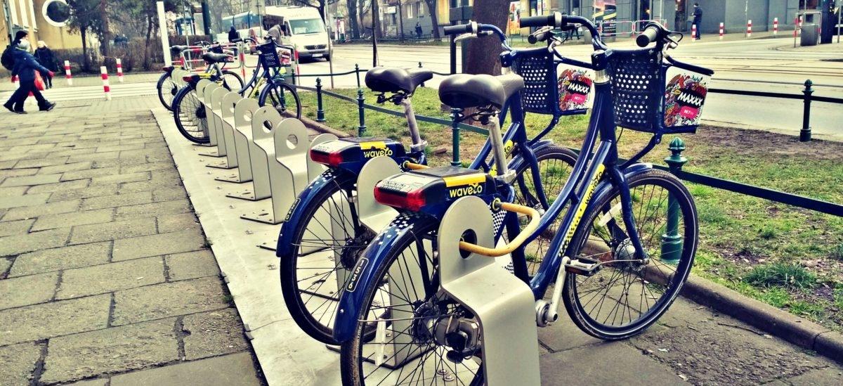 Inteligentne rowery rozjeżdżają się po Polsce