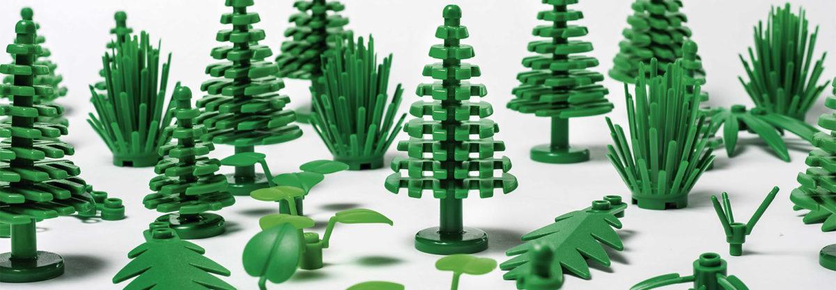 Lego zaczyna produkować klocki z trzciny cukrowej