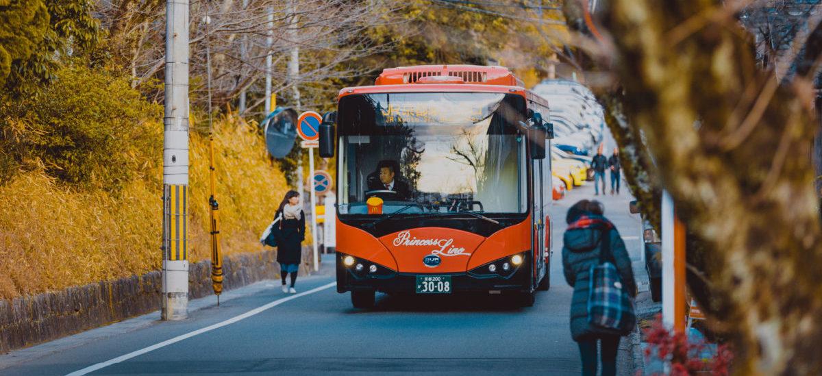 Przyszłość należy do elektrycznych autobusów