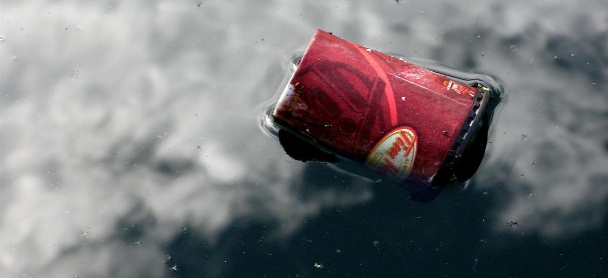 Gra w oczyszczanie rzeki ze śmieci