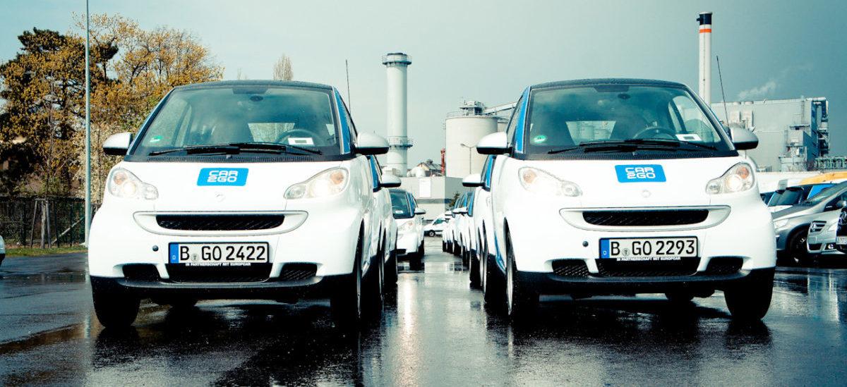 Jedno wspólne auto likwiduje jedenaście prywatnych