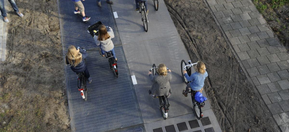 Solarne drogi rozciągają się na całym świecie