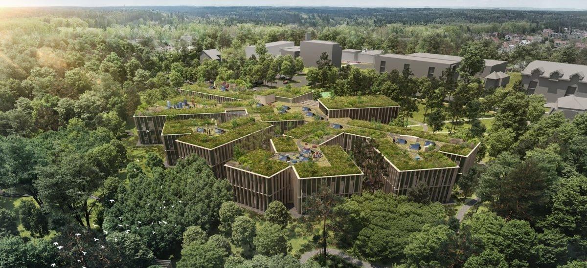 Przyszłością są personalizowane domy na eko-osiedlach