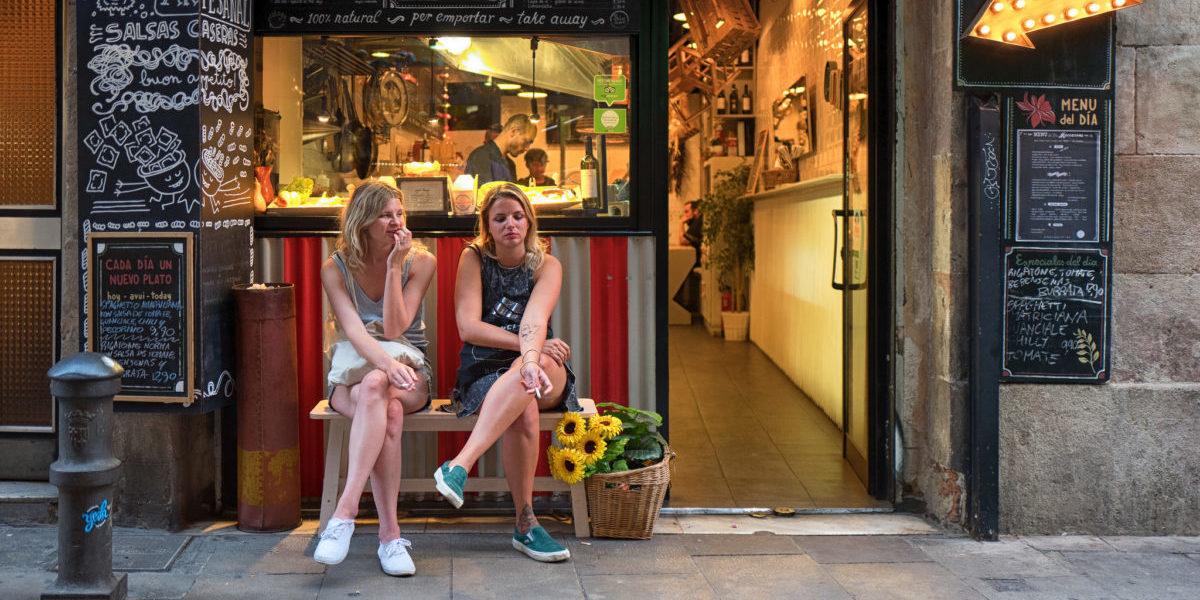 Barcelona nie chce stać się turystycznym gettem