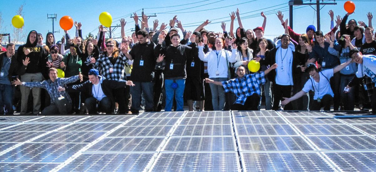 Panele solarne robią się naprawdę tanie