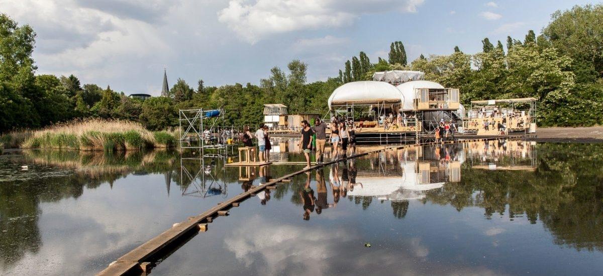 W Berlinie zbudowano wodny kampus, w którym tworzy się miejskie innowacje