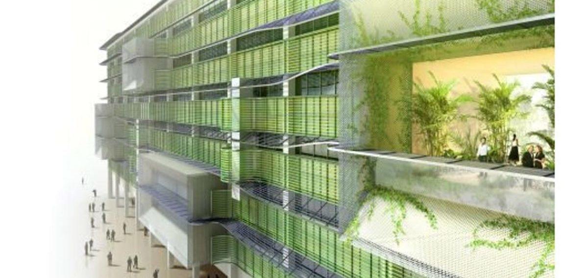 Dzięki budynkom pokrytym algami nasze miasta staną się bardziej zielone