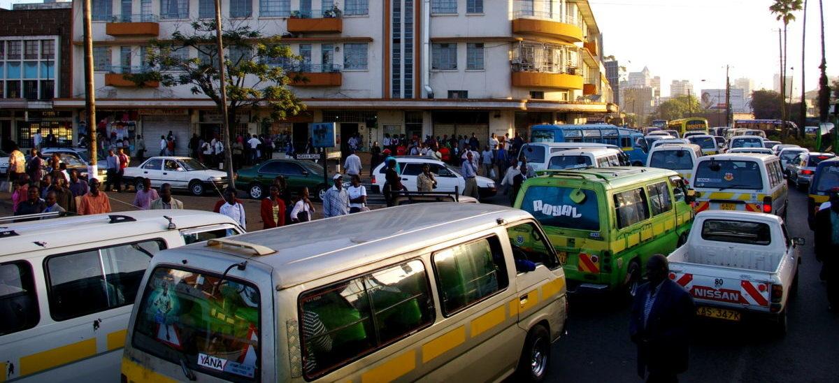 W Nairobi samochody dostaną wolne: dwa dni w tygodniu