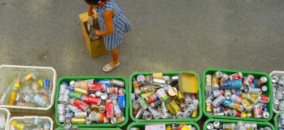 Trudna sztuka segregacji śmieci