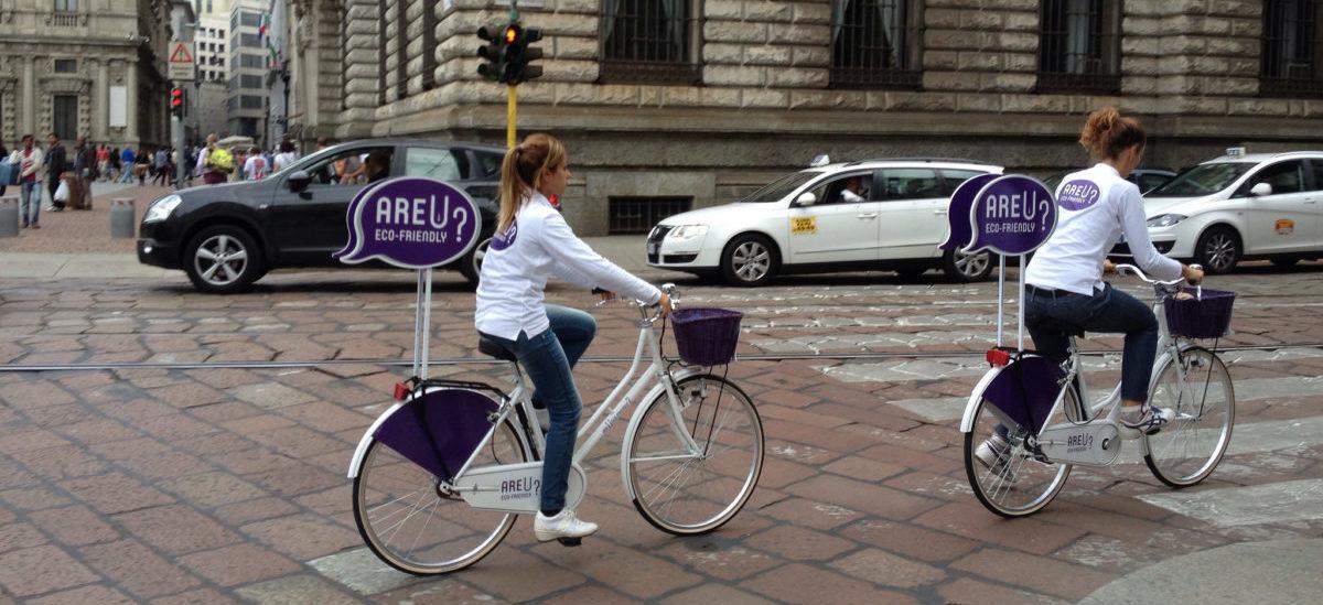 W Mediolanie chcą płacić za jazdę rowerem do pracy