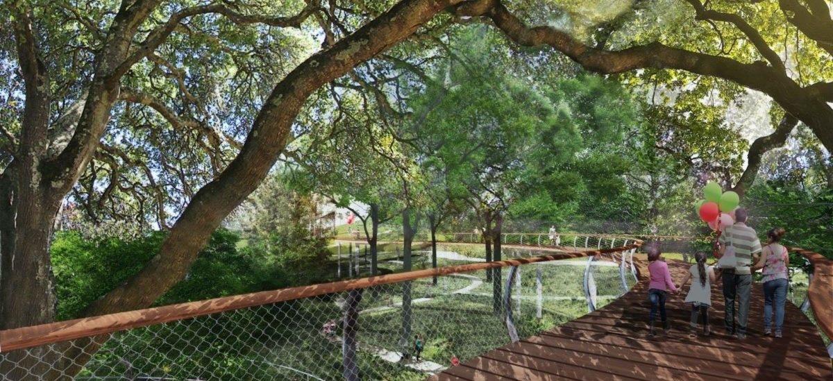 Parki powstają na terenach poprzemysłowych