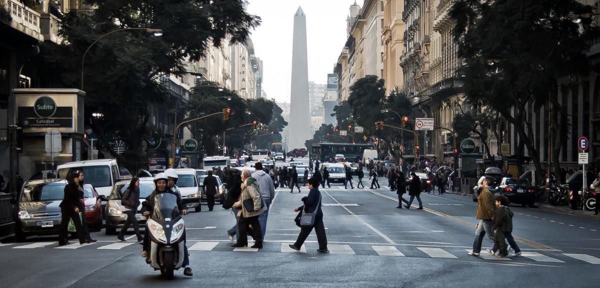 Buenos Aires zamyka centrum przed samochodami