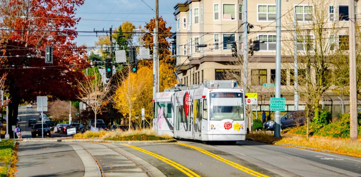 Wraz z rozwojem miasta, mieszkańcy Seattle coraz chętniej porzucają samochody
