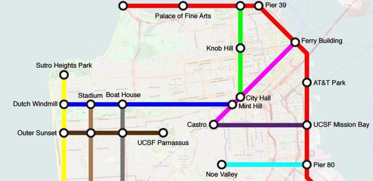 Dzięki dobrej i prostej mapie rowerowej więcej osób korzysta z roweru