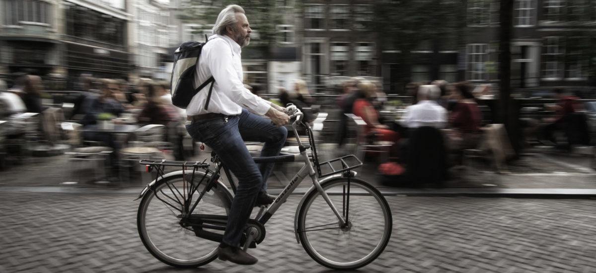 Rowerzyści zasilą miasto