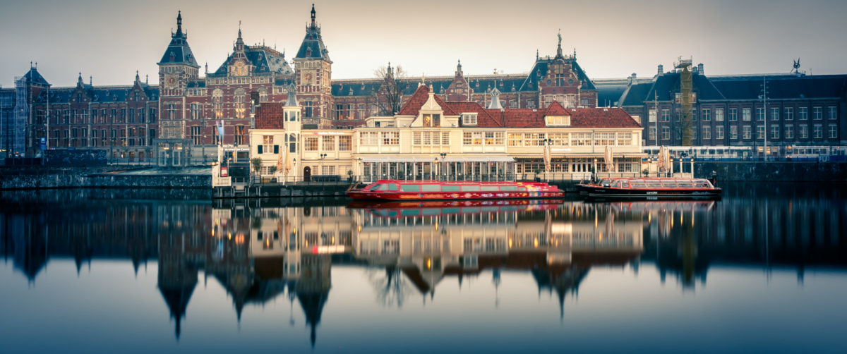 Holendrzy robią więcej miejsca dla rowerów i tramwajów wodnych