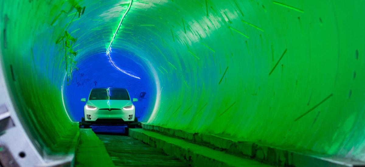 W Los Angeles robią metro dla samochodów