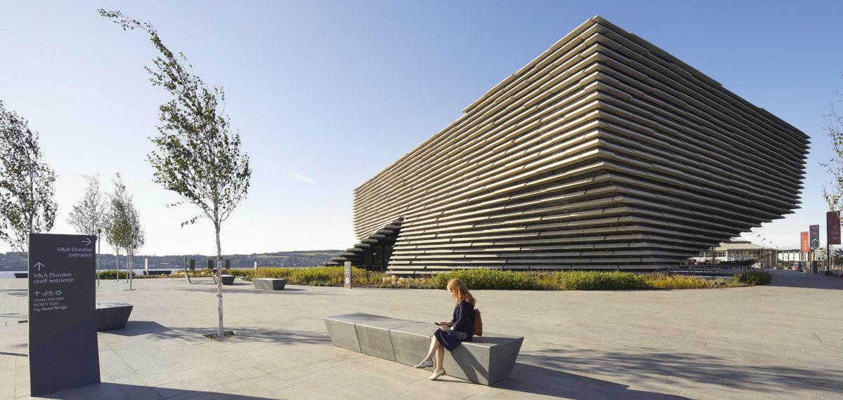 W szkockim Dundee otworzono niesamowite muzeum