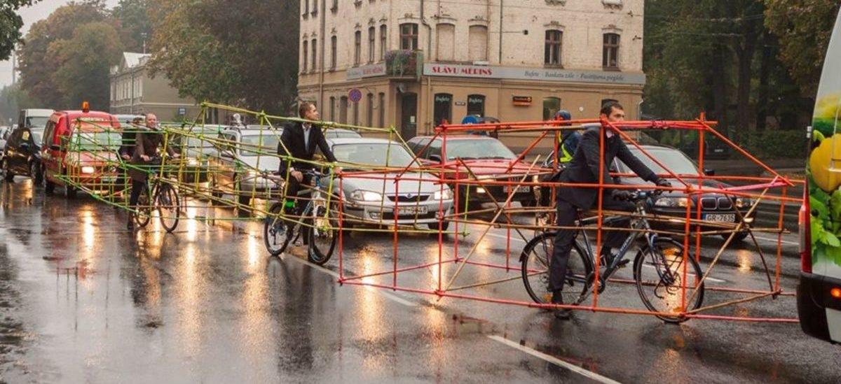 Osiem aut wozi tylko jednego pasażera