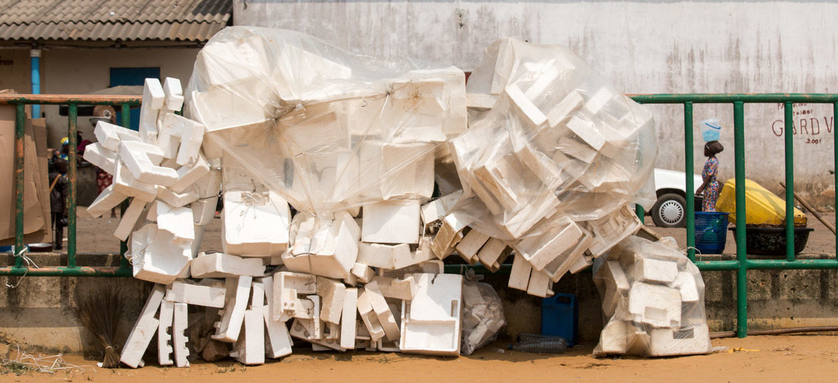 Jamajczycy zakazali styropianu i plastikowych toreb